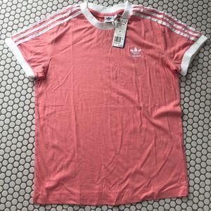 Adidas Light Pink Tee